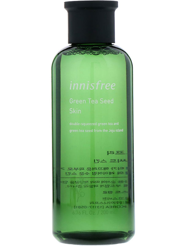 Innisfree Green Tea Seed Skin Zöld teamag toner