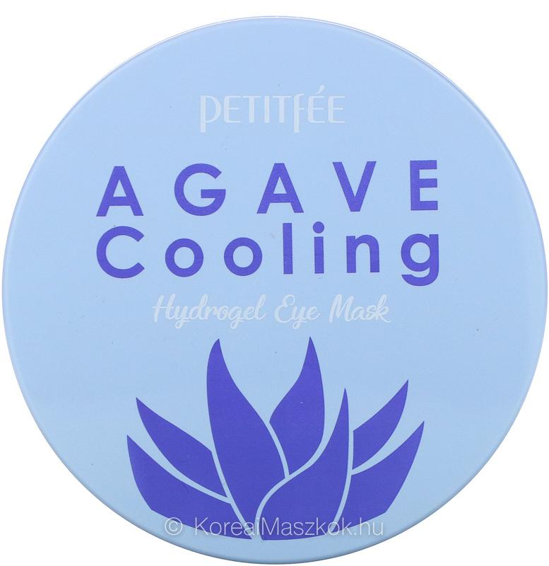 Petitfée Agave Cooling Hydrogel Eye Patch hűsítő hidrogél szemmaszk