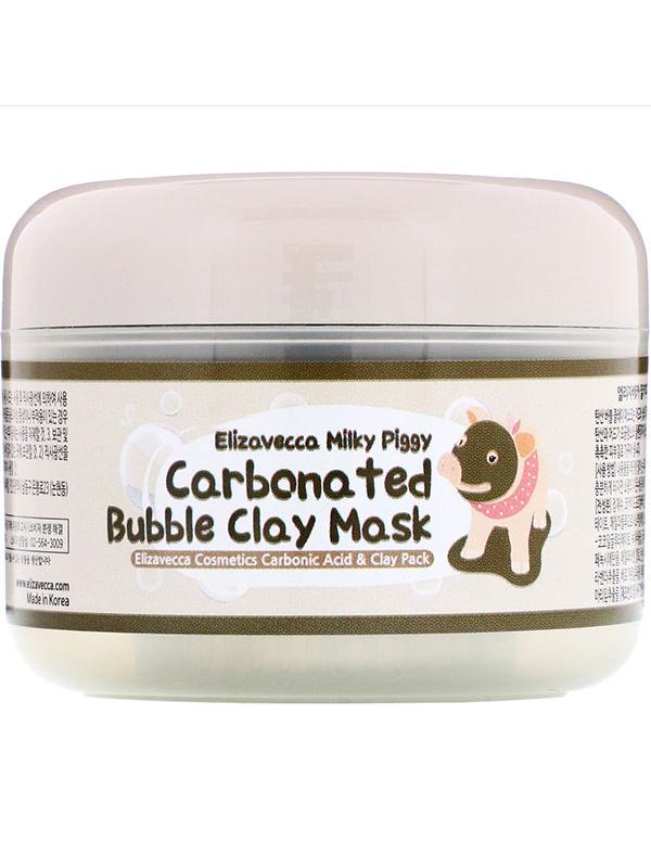 Elizavecca Milky Piggy Carbonated Bubble Clay Mask pórustisztító buborékmaszk