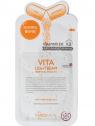 Mediheal Vita Light Beam Essential Mask EX bőrvilágosító fátyolmaszk