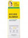 Some By Mi Bye Bye Blemish Vita Tox Brightening Bubble Cleanser habzó arctisztító