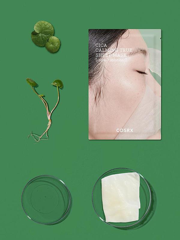 Cosrx fátyolmaszk irritált, érzékeny arcbőrre