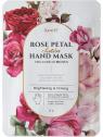 Koelf Rose Petal Satin Hand Mask rózsás kézmaszk