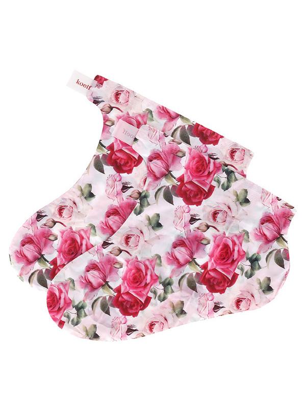 Petitfée-Koelf rózsás zoknimaszk