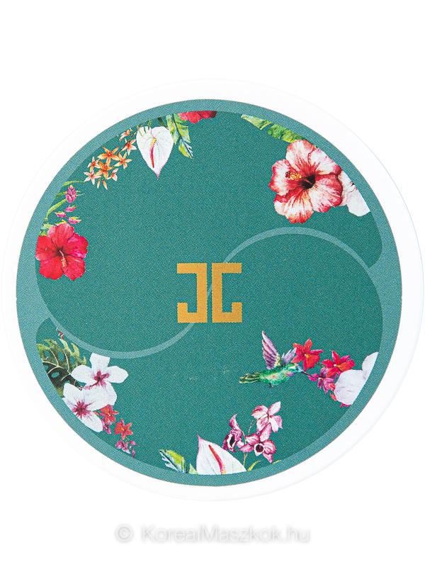 Jayjun Green Tea Eye Gel Patch hidratáló zöld tea szemmaszk