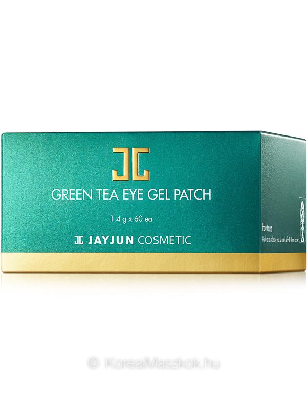 Jayjun zöldtea hidrogél szemmaszk