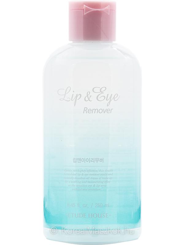 Etude House Lip & Eye Makeup Remover - szem+ajak sminklemosó