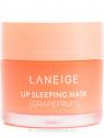 Laneige Lip Sleeping Mask Grapefruit éjszakai ajakmaszk grépfrút íz