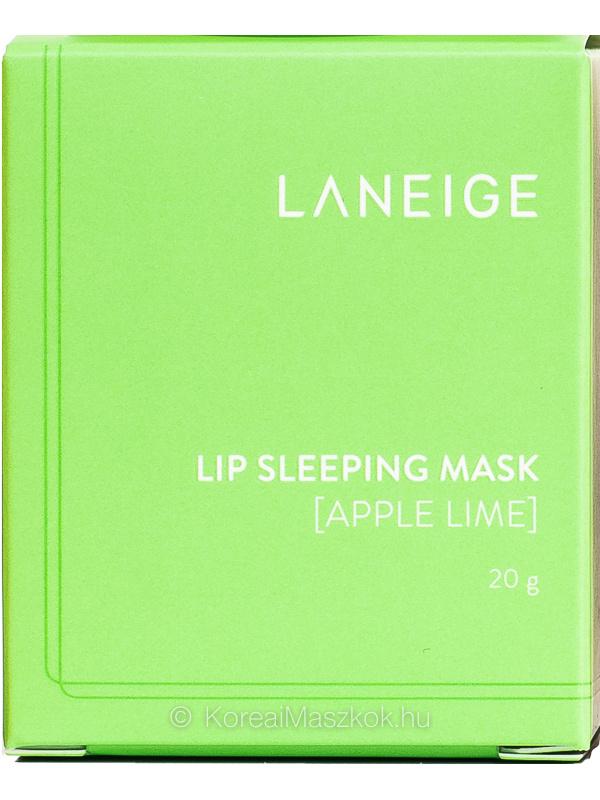 LANEIGE Lip Sleeping Mask ajakmaszk doboz