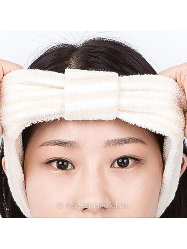 Innisfree Eco Beauty Tool Ribbon Hair Band  hajpánt szépségápoláshoz