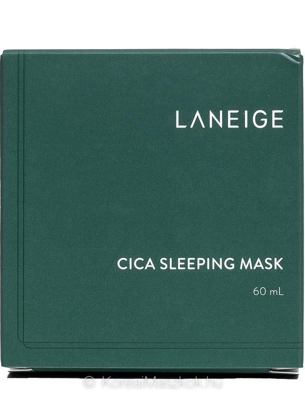 Laneige Cica Sleeping Mask doboz
