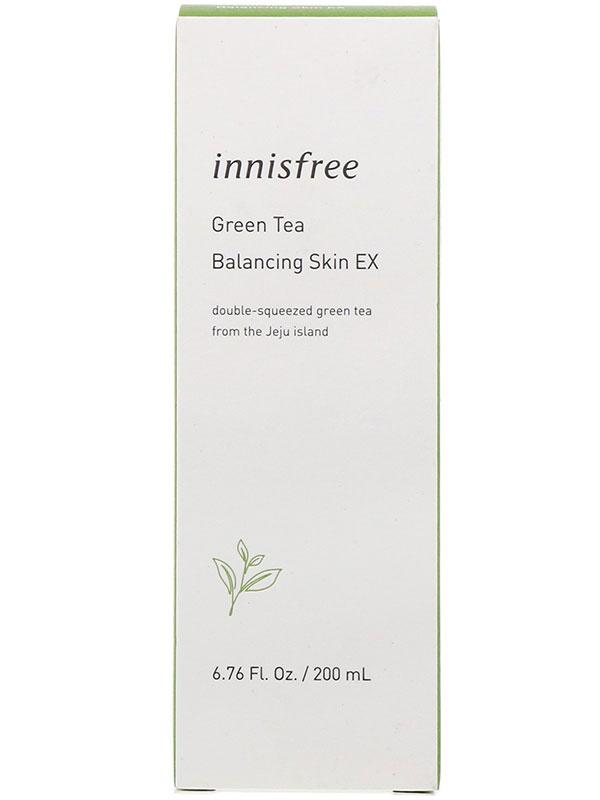 Innisfree Green Tea Balancing Skin toner