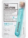 The Face Shop The Solution Hydrating - hidratáló fátyolmaszk hialuronsavval