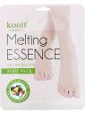 koelf Melting Essence Foot Pack bőrtápláló lábmaszk