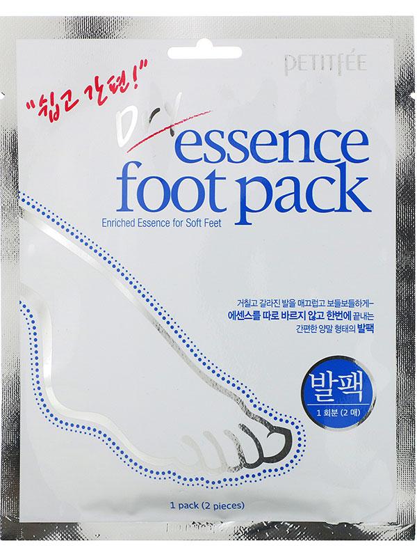 Petitfée Dry Essence Foot Pack bőrpuhító lábmaszk