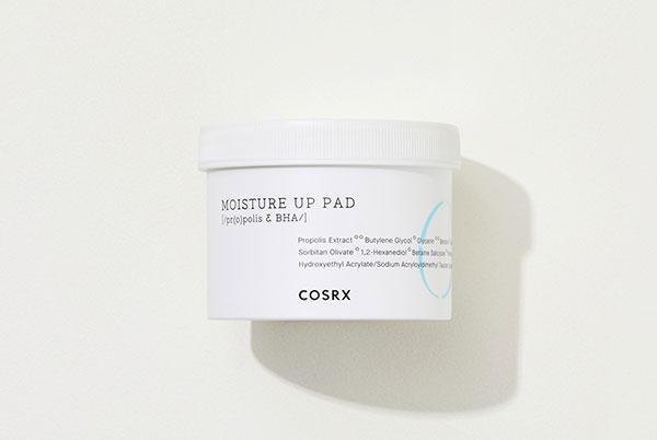 COSRX One Step Moisture Up Pad hidratáló korong