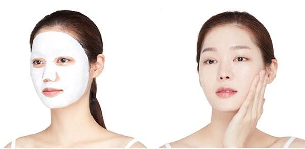 Etude House Moistfull Collagen Mask használata