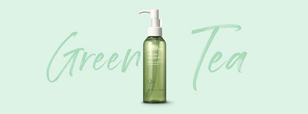 Innisfree Green Tea Cleansing Oil