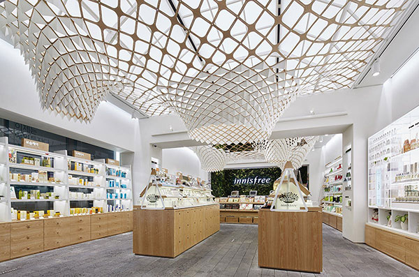 Innisfree Shop Myeongdong