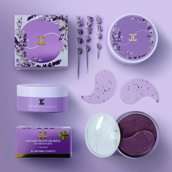 Jayjun Lavender Tea Eye Gel Patch