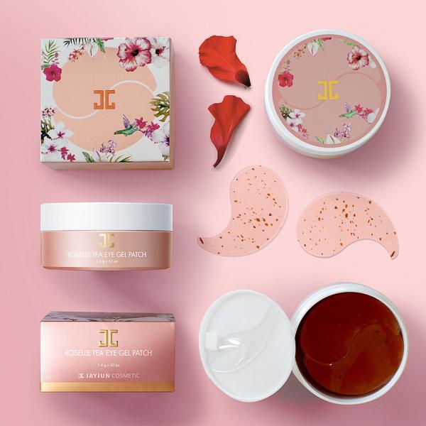 Jayjun Roselle Tea gél szemmaszk