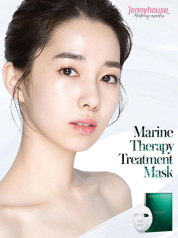 Jenny House Marine Therapy Treatment Mask