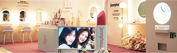 Jenny House szépségszalon Szöulban