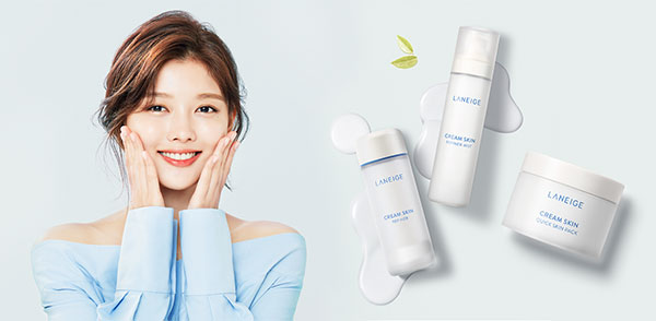 Laneige Cream Skin hidratáló arcápolók