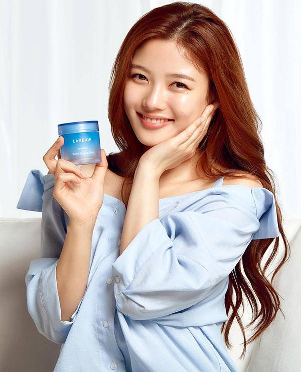 Laneige márkanagykövet Kim Yoo Jun
