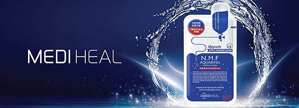 Mediheal NMF Aquaring hidratáló fátyolmaszk