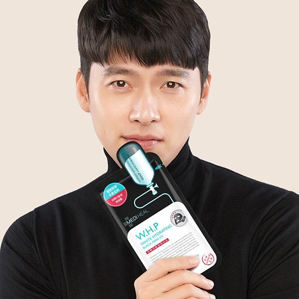 Hyun Bin Mediheal WHP maszk