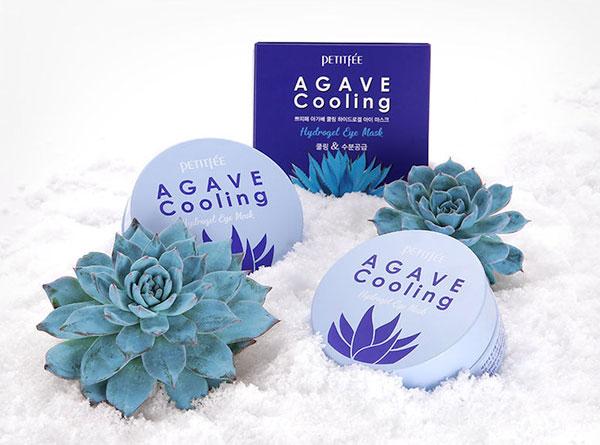 Petitfée Agave Cooling hűsítő szemtapaszok