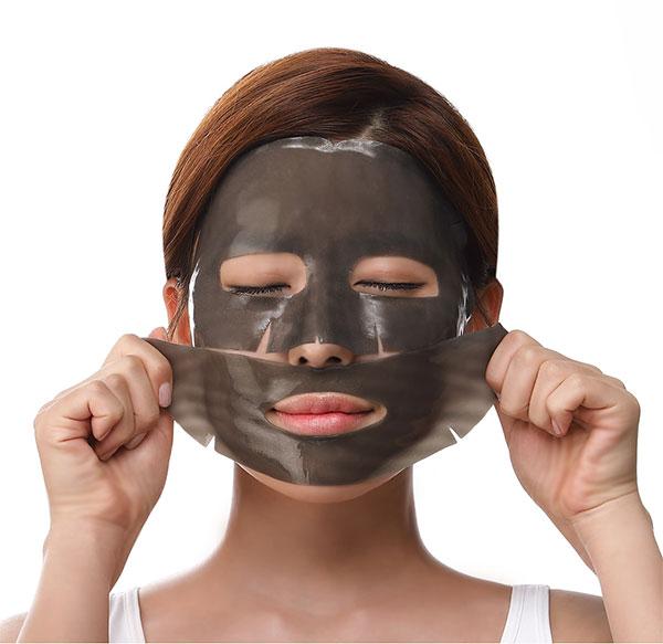 Petitfee Black Pearl&Gold Hydrogel Mask Pack
