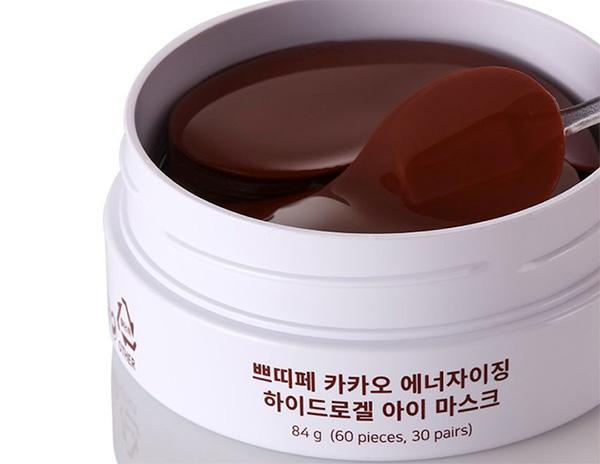 Petitfée energizáló hidrogél anti-aging szemmaszkok