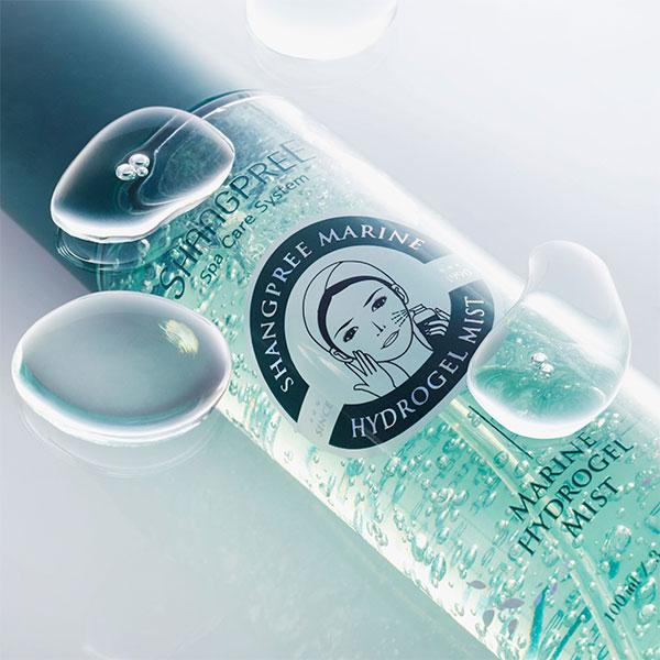 Shangpree hidratáló hidrogél spray