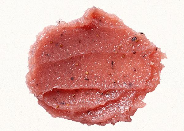 Skinfood Strawberry Food Mask textúrája