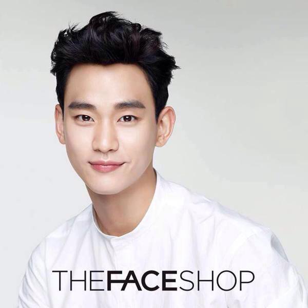 The Face Shop márkanagykövet Kim Soo Hyun